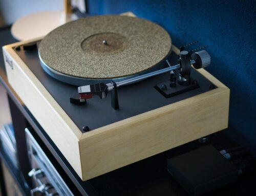 Wanna-be audiophile on a budget? buy a vintage turntable: it's not that complicated