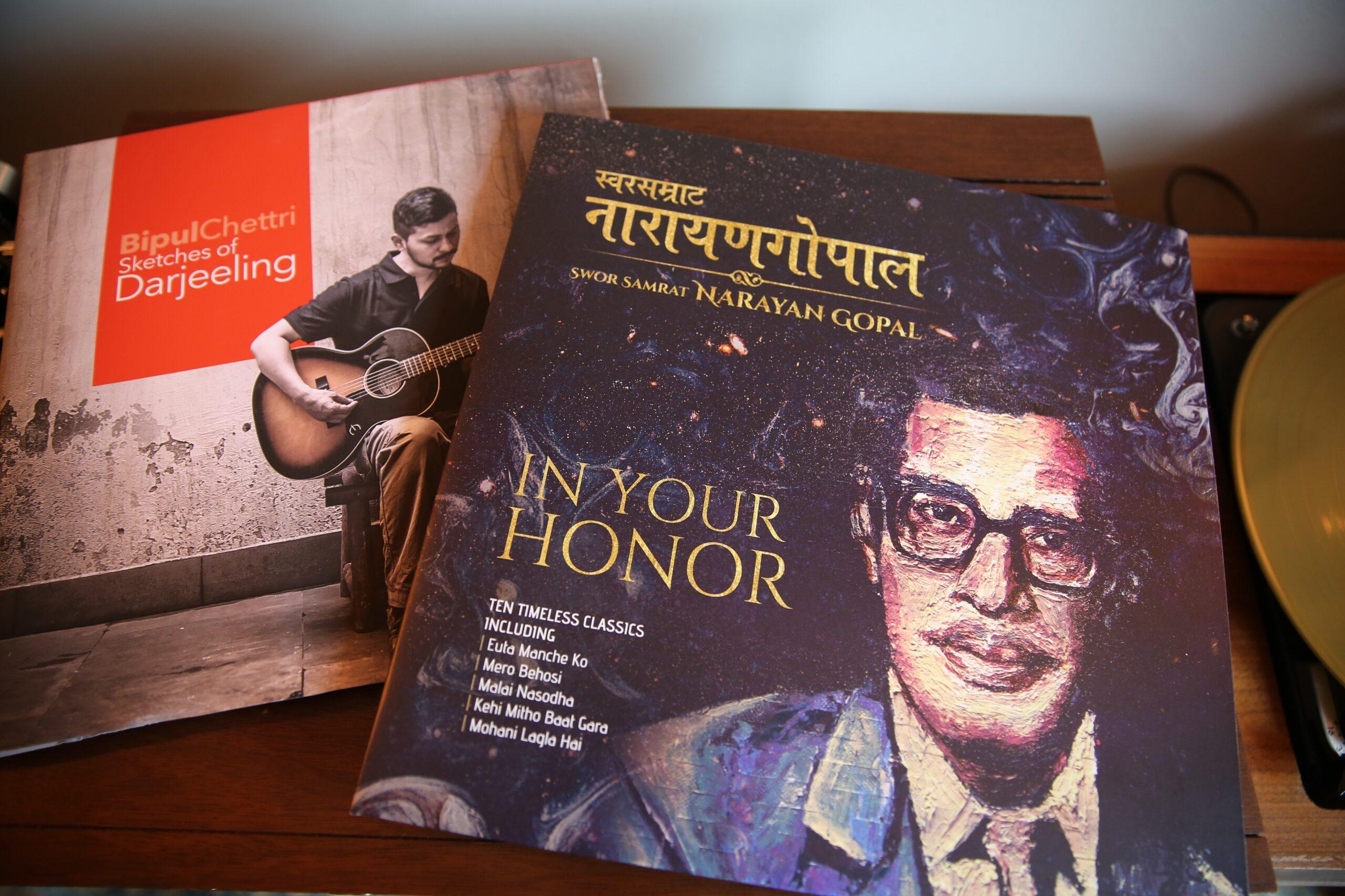 Narayan Gopal and Bipul Chettri Bundle