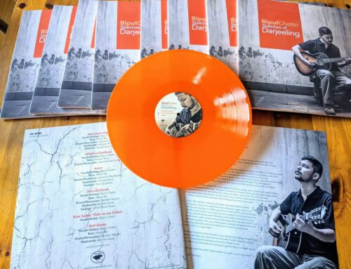 Bipul Chettri's Sketches of Darjeeling album is now out in vinyl